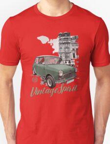 Mini Cooper Vintage Spirit  T-Shirt