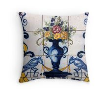 Portugal Pillows 13 Throw Pillow
