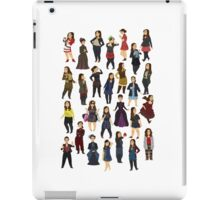 Every Clara Outfit Ever | S7 iPad Case/Skin