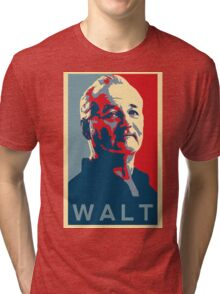 Bill Murray, Walter Gunderson, Parks and Rec Tri-blend T-Shirt