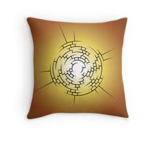 Helios #1 Throw Pillow