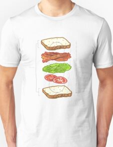 BLT PERFECTION BLUEPRINT tm Unisex T-Shirt