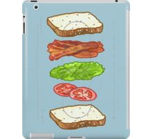 BLT PERFECTION BLUEPRINT tm iPad Case/Skin