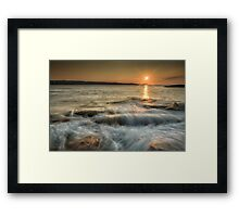Mullaghderg Beach - Donegal Framed Print