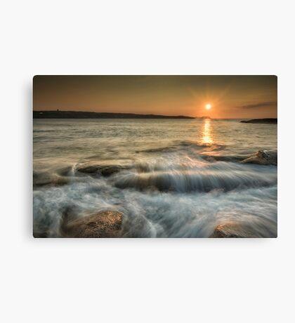 Mullaghderg Beach - Donegal Canvas Print