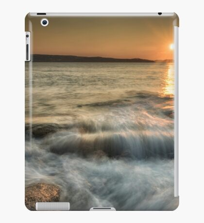 Mullaghderg Beach - Donegal iPad Case/Skin