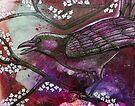 Night Crow by Lynnette Shelley
