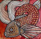 Red Fish by Lynnette Shelley