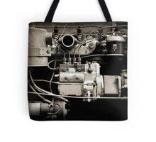 'Fire your Engine' Photographic Print Tote Bag