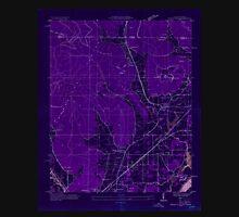 USGS TOPO Map Alabama AL Doran Cove 303696 1936 24000 Inverted Unisex T-Shirt