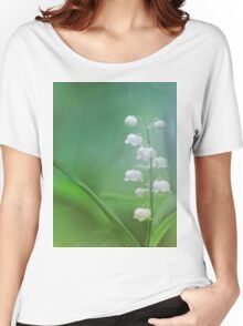 Lily of the Valley... Women's Relaxed Fit T-Shirt
