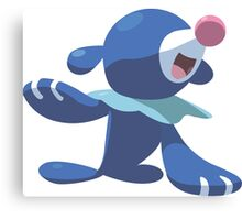 Popplio (Pokemon) Canvas Print