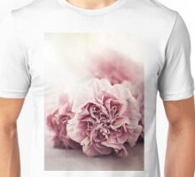 Pink Carnations Unisex T-Shirt