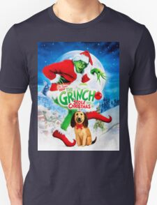 the grinch STOLE CHRISTMAS T-Shirt