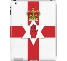 Northern Ireland Flag iPad Case/Skin