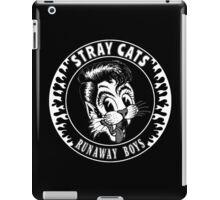 Stray Cats  (Runaway Boys) iPad Case/Skin