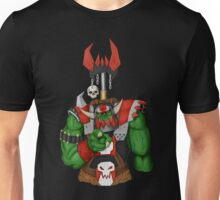 Unkull Ork (no background or text) Unisex T-Shirt