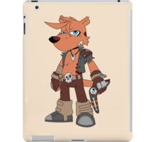 Sly the Tasmanian Tiger iPad Case/Skin