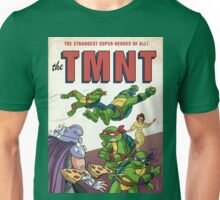 Strangest Super Heroes Unisex T-Shirt