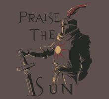 Praise the Sun! by Drewalquadrato