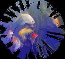 Dream Catchers Pillow by Igor Zenin