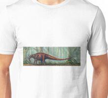 Amargasaurus Restored Unisex T-Shirt