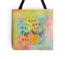 You are My Treasure--Affirmations From Abba  Tote Bag