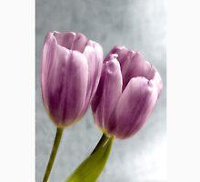 Delicate Tulips Unisex T-Shirt