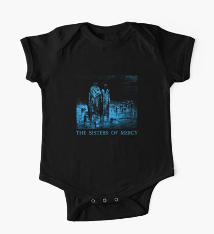 The Sisters Of Mercy - The Worlds End - Body and soul One Piece - Short Sleeve