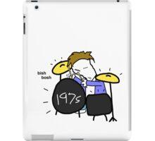 bish bosh iPad Case/Skin