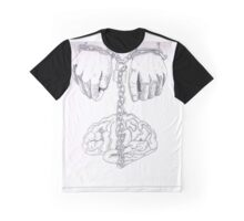 Mentally Restrained Graphic T-Shirt