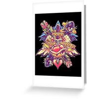 BOWSER NEVER LOVED ME (full color) Greeting Card