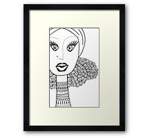Bel Colla 04 Framed Print