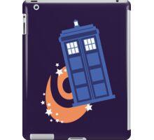 police box in time iPad Case/Skin