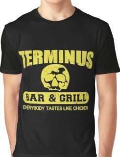 Terminus Bar And Grill Graphic T-Shirt