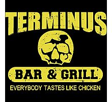 Terminus Bar And Grill Photographic Print