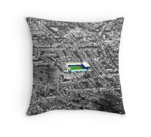 Selhurst Park Throw Pillow