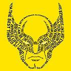 Wolverine Typography by inbarigami