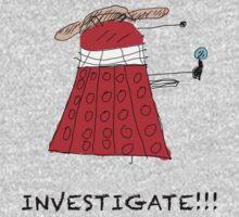 Dalek Investigate by Jonlynch