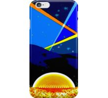 """""""TWA"""" Fly to Los Angeles Travel Print iPhone Case/Skin"""
