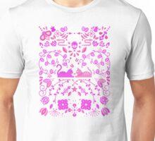 Kitten Lovers – Pink Ombré Unisex T-Shirt