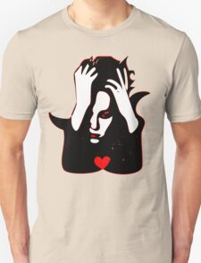 §♥Sexy Romantic Mortally Stunning Vampire Guy Clothing & Stickers♥§ T-Shirt