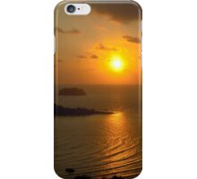 Sunset in Koh Chang iPhone Case/Skin