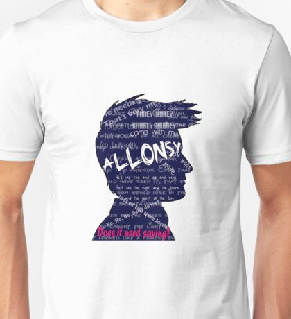 Allonsy! Unisex T-Shirt