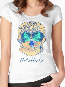 McCafferty - BeachBoy 2 Women's Fitted Scoop T-Shirt