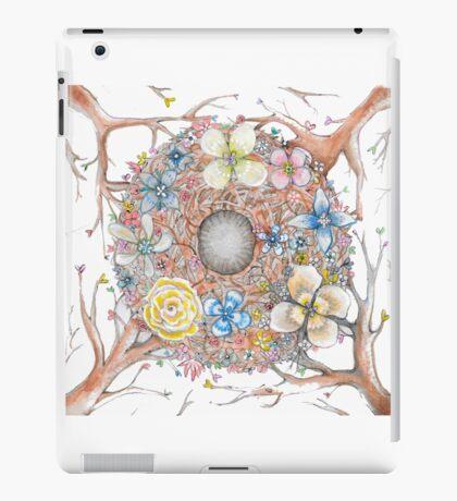 nesting wedding ring cushion  iPad Case/Skin