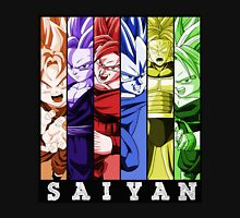 TOP ANIME COMPILATION SUPER SAIYAN Unisex T-Shirt