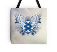 Blue Shell // I'm Coming for You Tote Bag