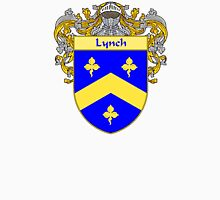 Lynch Coat of Arms/Family Crest Unisex T-Shirt