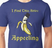 I Find This Attire Appeeling Unisex T-Shirt